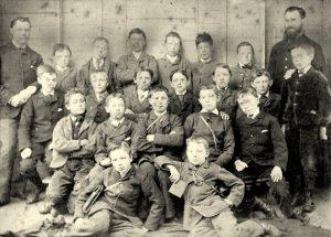GRT British School Melton Aged c10 in c1881