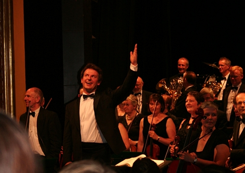 The concert in Jablonec
