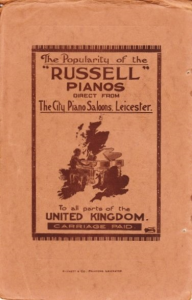 Russell Pianos