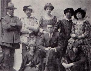 Michael Tippett Stamford Amateur Operatic Society