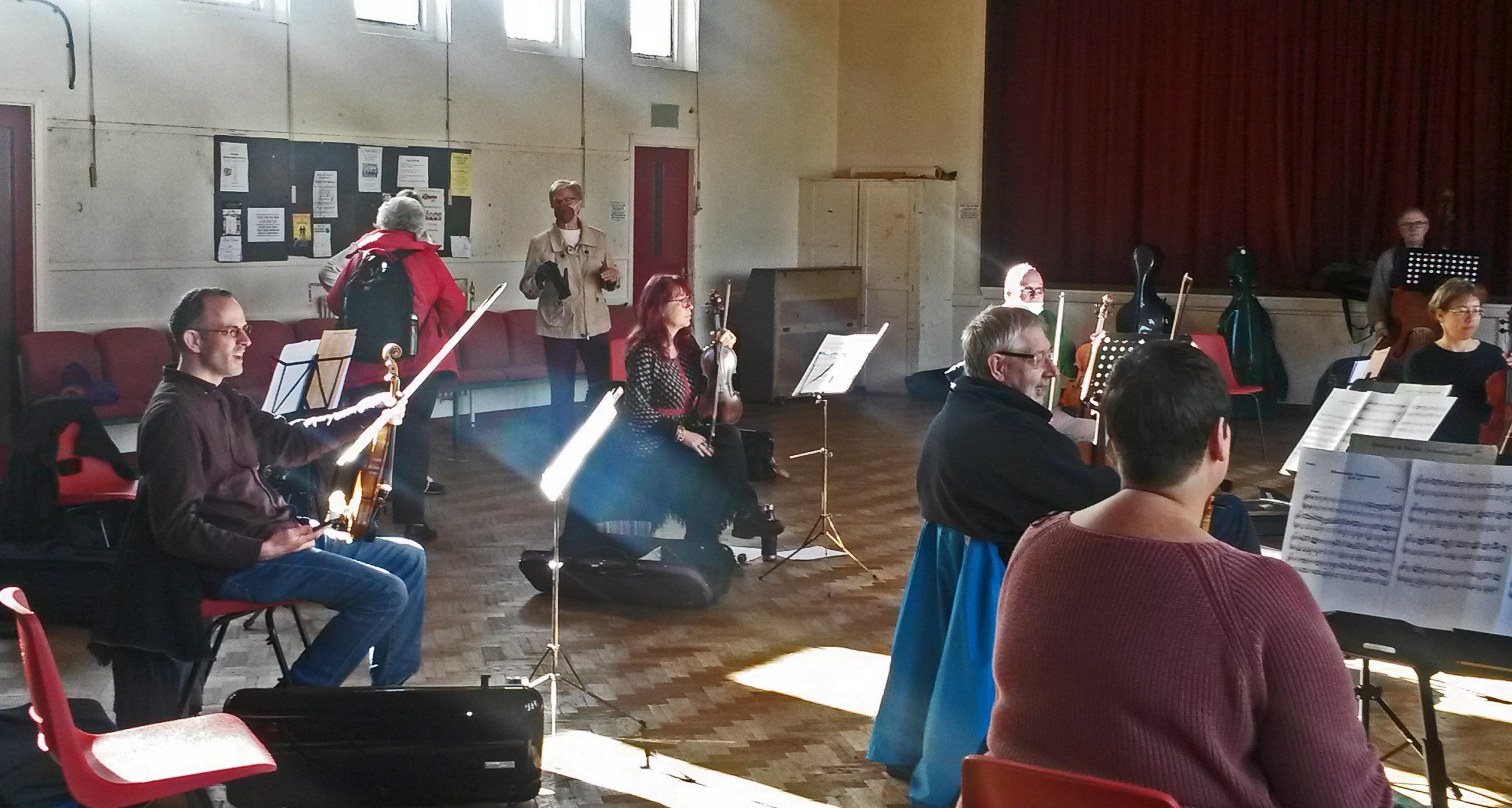 SD Rehearsals 3